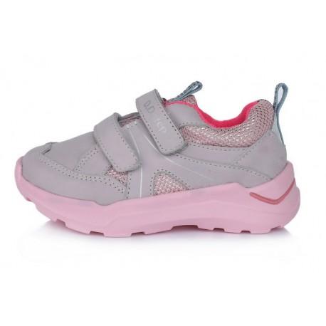 Šviesiai violetiniai sportiniai batai 24-29 d. F61484BM