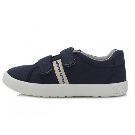 Mėlyni canvas batai 32-37 d. CSB346