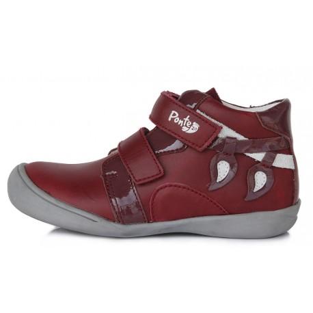 Raudoni batai 28-33 d. DA061670