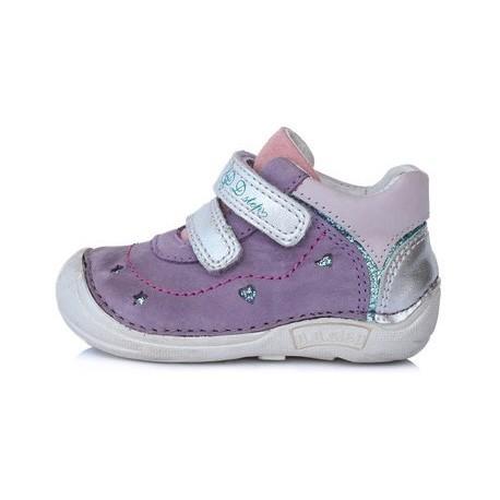 "Violetiniai ""Barefeet"" batai 19-24 d. 01843A"
