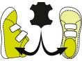 Guminis padas Lengvas, neslidus bei patvarus guminis kaučiuko padas su kojų pirštų apsauga.