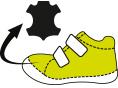 Užkulnis Tvirtas užkulnis gali padėti išvengti skoliozės, patempimų ar kelių raiščių traumų. Rekomenduojama vaikams, turintiems problemų su netaisyklingu pėdos statymu ar keliais. Batų padas yra pakreiptas iš vidaus į išorę 5 mm taip išlaikydamas vaiko koją taisyklingoje padėtyje.